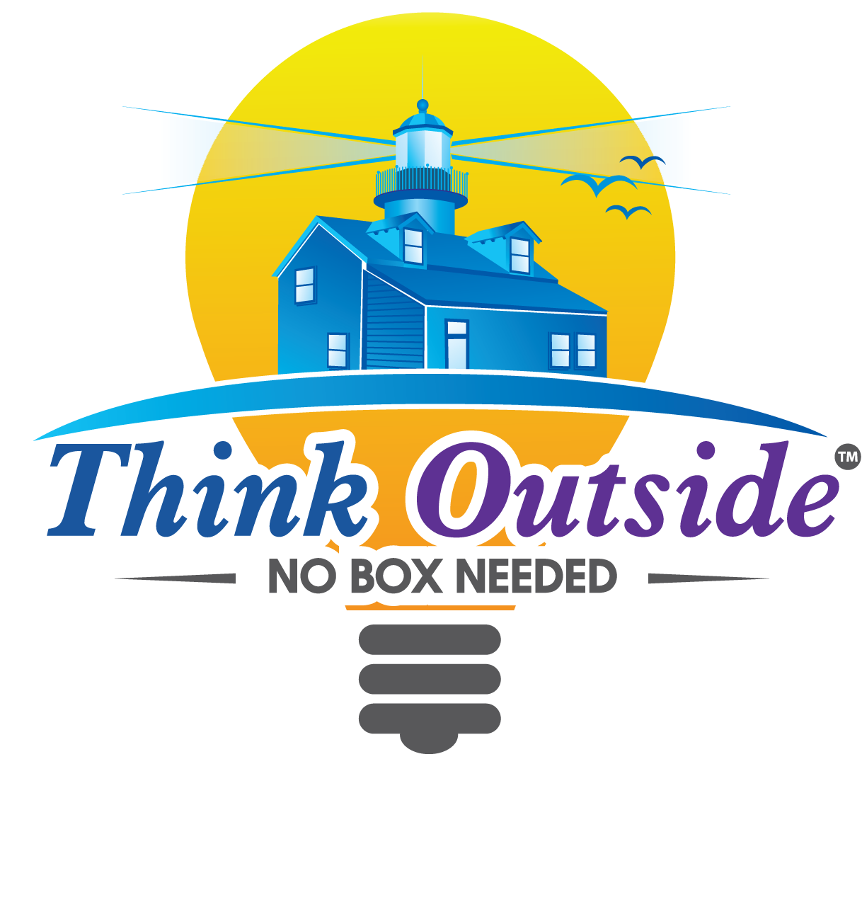 Think Outside No Box Needed